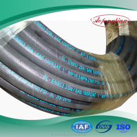Rubber tube top supplier canvas cover air water hose