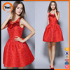 Latest design party wear ladies sequin dress