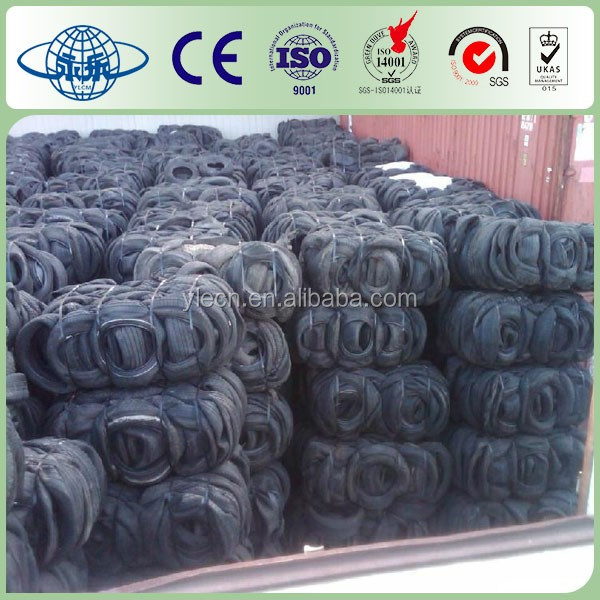 Waste Tyre Recycling Production Line 28 tons per day
