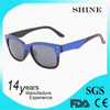 promotion detachable temple plastic men driving sun glasses
