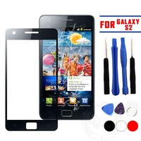 Replacement Front Outer Screen Glass Lens Cover For Samsung Galaxy S2 I 9100