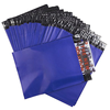 100 Pcs 12 x 15.5 Purple Poly Mailer Envelopes Shipping Bags with Self Adhesive, Waterproof and Tear-proof Postal Bags