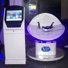 Motion Platform VR Flight Simulator Arcade Game Machines 9D Cinema