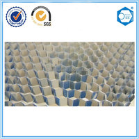 Aluminium Honeycomb core for security door, curtain wall, stone panel