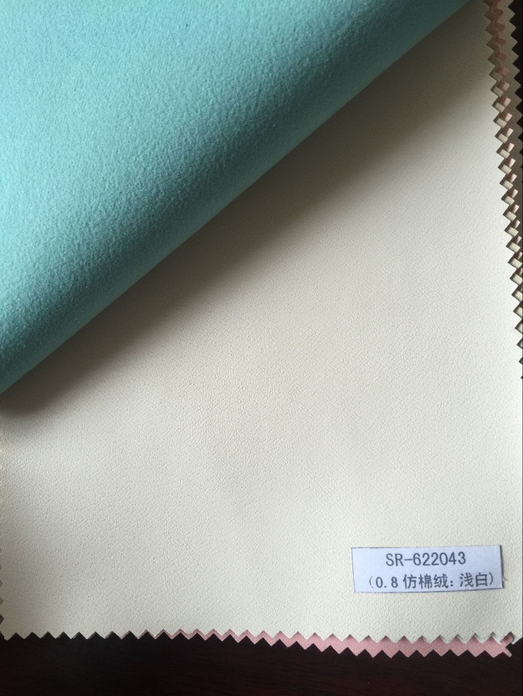 Imitation cotton Velvet -- Material for jewelry box intetlining