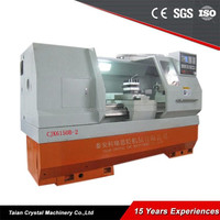 Three Phase Motor CNC Lathe Specification CJK6150B-2 with Hydraulic Chuck