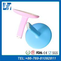 Professional Factory Customized Compression Molding Colorful TPE Silicone Rubber Part
