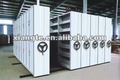 most popular mobile metal archive shelves/metal sheving with knock down design
