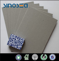 1.5mm Grey Carton Board 950 gsm Gray Card Board Paper Mill