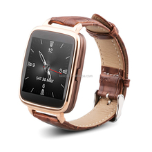 advanced technique anti-theft alarm and tracker Stylish Touch Screen installed app android Smart Bluetooth Bracelet Watch White