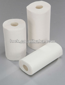 Virgin Eco Emboss Kitchen Paper Towels