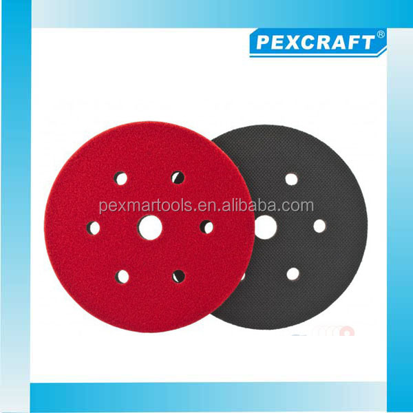 150mm,6+1holes, Velcro Soft Interface Pad