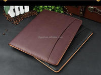 Fashion Design A4 Leather Portfolio Folders