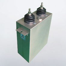 High speed railway system capacitor