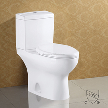 CUPC Approval Ceramic 300mm S Trap Two Piece WC Toilets