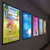 led aluminum board frame advertising board LED Aluminum Magnetic Displays light box Frame