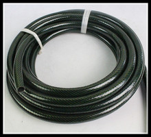 Strong reinforced polypropylene flexible water hose