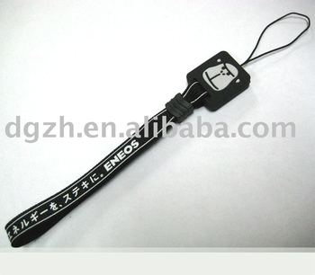 polyester strap mobile holder for promotion gift