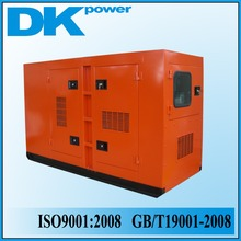 Heavy duty reliable silent diesel generator