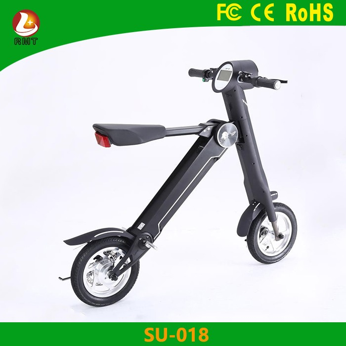 "new products 2016 hero bike india 8"" two wheel scooter electric scooter motor with seat"