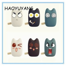 Gift Totoro 9000 mAh Rechargeable Power Bank' ROHS Lithium Battery Factory Price