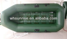 0.7mm Inflatable Raft Fishing Boat For Sale