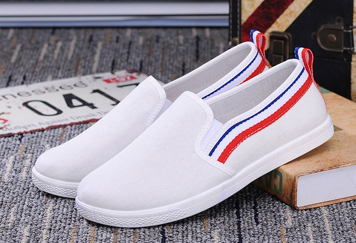 High quality customize casual women adult canvas uniset shoes