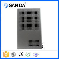 Outdoor enclosure air conditioner
