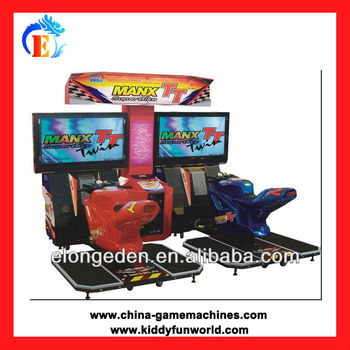 "42""TT Motor Rider Vedio game machine Racing Game machine"