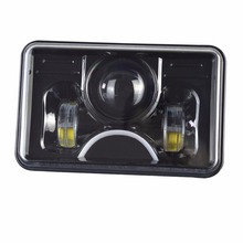 Fashion Automobiles & Motorcycles Led Lights Motorcycles Led Lights 12V 4x6 45WJeep LED Headlight