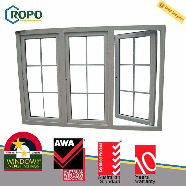 Best quality latest designs upvc door window grill design for Best quality windows