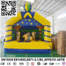 used commercial inflatable bouncers for sale/jumper house/moonwalk for kids