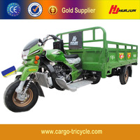Chongqing Factory Gasoline Tricycle/Three Wheels Motorcycle/Open Tricycle