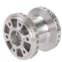 Trade assurance wheel hub die cast Motorcycle parts