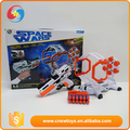 Hot selling toy with light and music children BO space gun toy