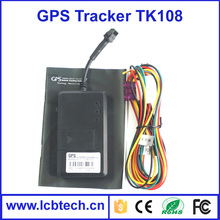 Hot selling car gps tracker gps tracker tk108 mini gps tracker with 1 year warranty