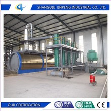 NEW Design Waste Oil Recycling Plant with CE ISO