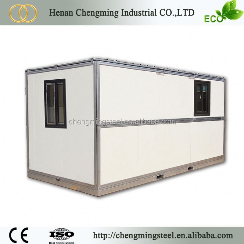 strong and beautifu integrated foaming roof /4S sales and service network /container house