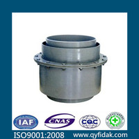 YZQM Stainless Steel Buried Compensator, Buried Expansion Joint