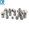 Customized BSP STAINLESS STEEL 316 PIPE FITTINGS