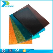 Ten years warranty solid polycarbonate sheet cheap price