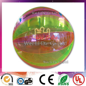 new wholesale water park ball | infaltable water colorful ball
