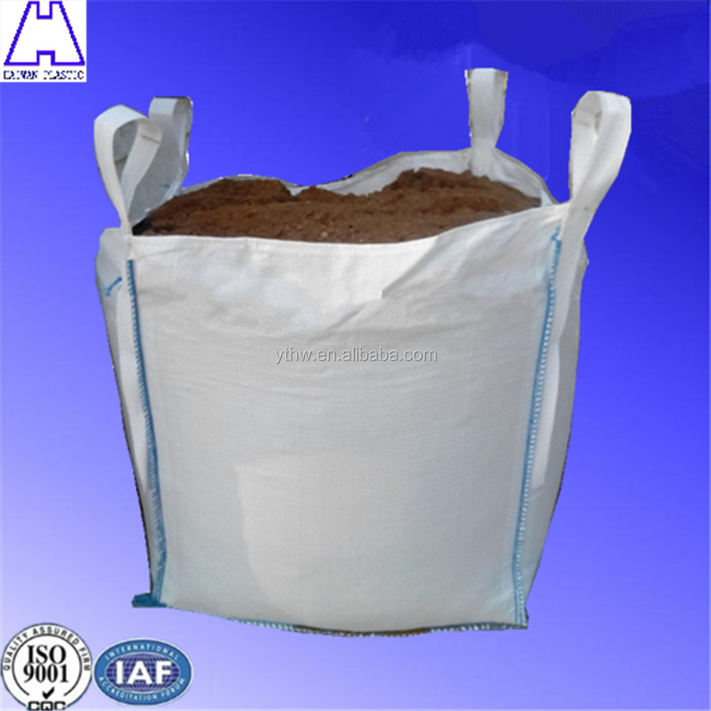1000kg pp jumbo bag for sand