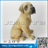 Resin Dog, Dog figurine,Dog figure