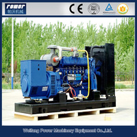 Manufacturer Price 200kw Biogas Gas Generator/Cow Farm/Sewage with CHP
