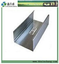 interior wall partition material metal stud and track easy installed