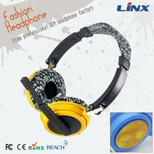 High quality earphones & headphones headset bike amplifier for hearing impaired