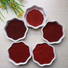 Iron oxide red 130A for colored asphalt pigment