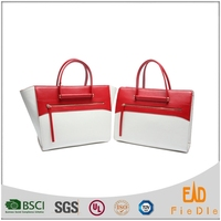 YH157-B3342 -fashion luxury colorful leather tote bag imported handbags from china wholesale
