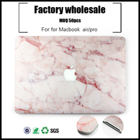 pink marble transparent sticker for macbook laptop skin decorative pvc sticker skin for macbook aire11 /13/15 pro 13 /15